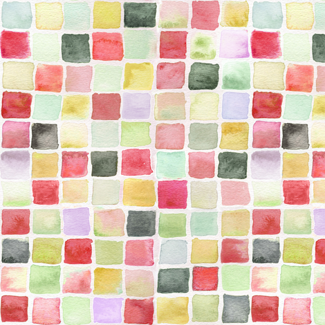 watercolor - version 2h fabric by weavingmajor on Spoonflower - custom fabric
