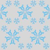 Oscar's Snowflake Flurry