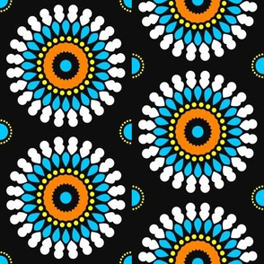 Africa (Turquoise)