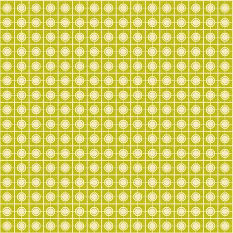 Dim Sum Screen - Cream on Bamboo fabric by rhondadesigns on Spoonflower - custom fabric