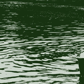 Adirondack Canoe