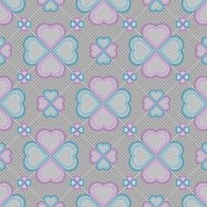 Chiffon Hearts 3