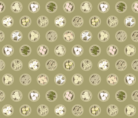 Dim_Sum fabric by aalk on Spoonflower - custom fabric