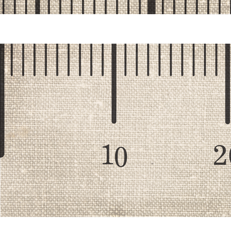 Metric Antique Measuring Tape fabric by nightgarden on Spoonflower - custom fabric