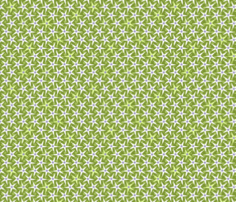 Daystar fabric by spellstone on Spoonflower - custom fabric