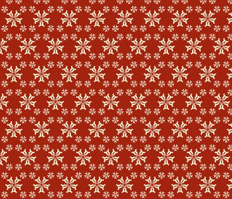 Oscar's Peppermint Snowflake