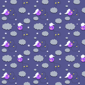 Drifloon - Starry Night