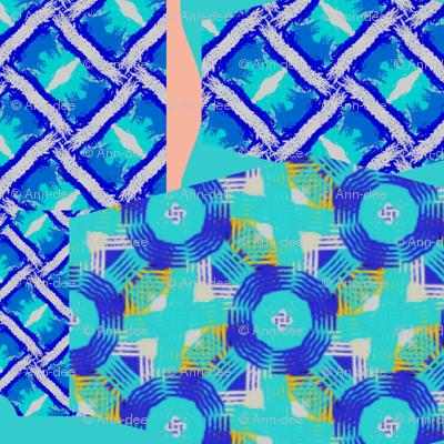 bluest collage