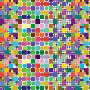 Dots n squares 1