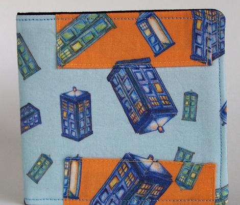 Tardis Tumble Toffee