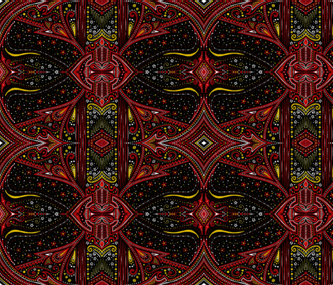 Goritsa fabric by siya on Spoonflower - custom fabric