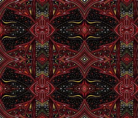 Goritsa fabric by siya on Spoonflower - custom fabric