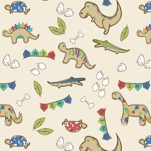 Delightful Dinos