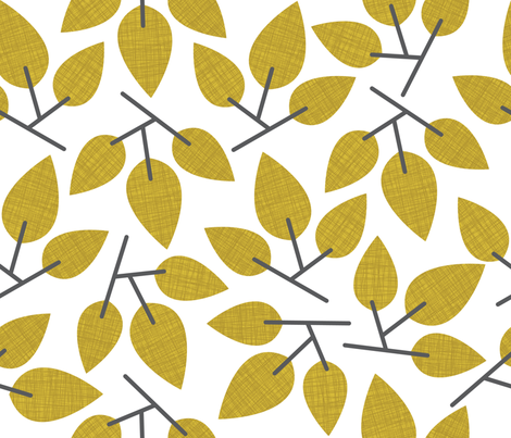 Fall fabric by addilou on Spoonflower - custom fabric
