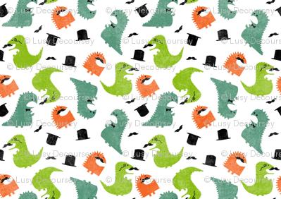 Gentleman Dinosaurs