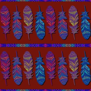 INDIAN FEATHER SPIRIT Large