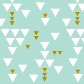 aqua triangle fall