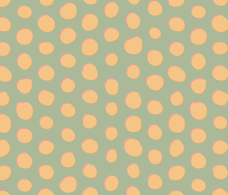 Pop Dots fabric by artfully_minded on Spoonflower - custom fabric