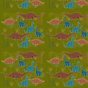 Dino Trees (2)