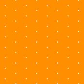 203-Pumpkin Orange SwissDot