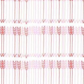 Pink Arrows
