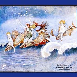 The Sea Fairies, 1916