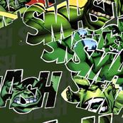 Green Big Guy Smash