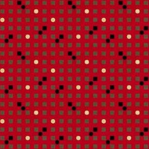 scuffed pattern