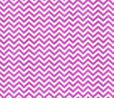 Simply Chevron in Hot Pink
