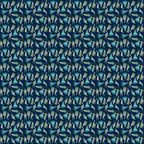 Fashion ladies - blue