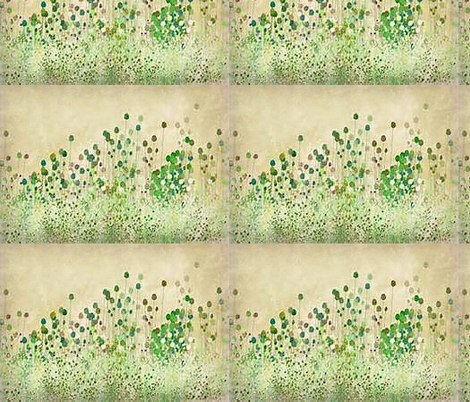Vintage Summer fabric by sydneywaves on Spoonflower - custom fabric