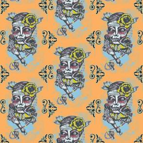 Girly Skull-ch-ed-ch