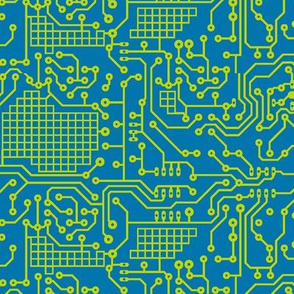 Robots Circuit Board