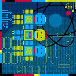 Robot Panel