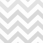 Simply Chevron in Pale Grey