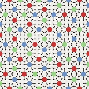 particle physics polkadots