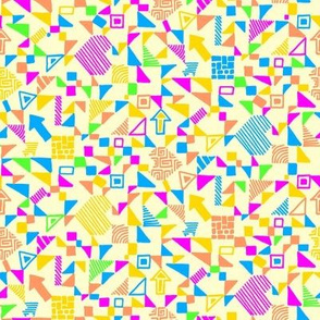 Small-abstract-geometrics-colourful-candy-on-cream