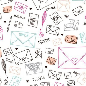 Love letters and notes