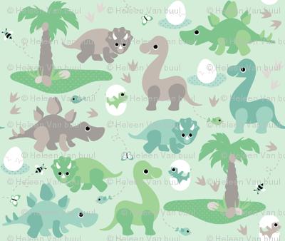 baby dinosaurs