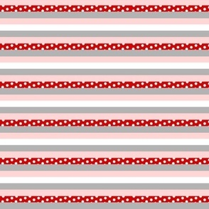 PinkRedStripes