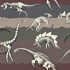 Julie's Dinosaurs Dig