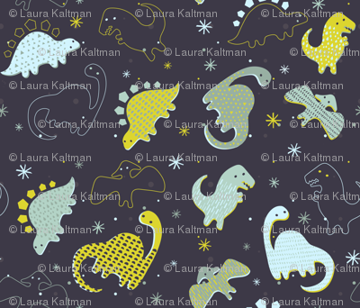 Adorable Dinos