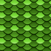 Green Forest Dragon Scales