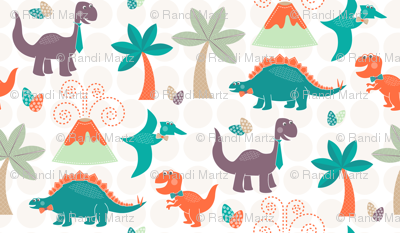 Dinos In Bowties