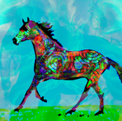 Celtic Horse 2