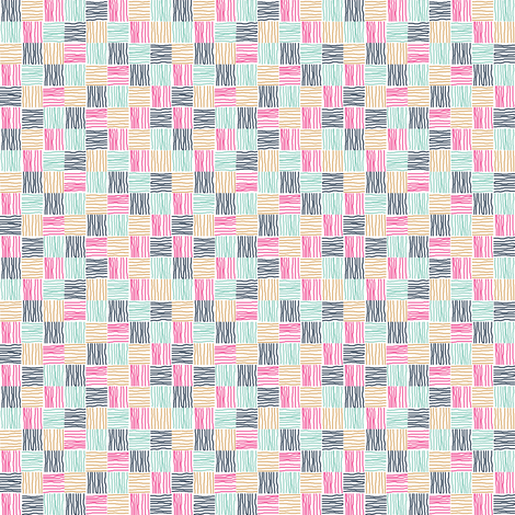 geo-woven fabric by molipop on Spoonflower - custom fabric