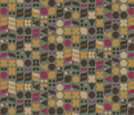 Esgid fabric by cerigwen on Spoonflower - custom fabric