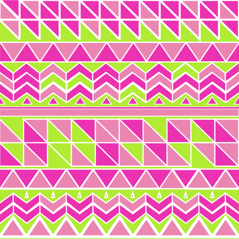 tri fabric by p_kok on Spoonflower - custom fabric