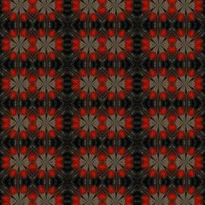 Geometric 3675 k5 r1 red