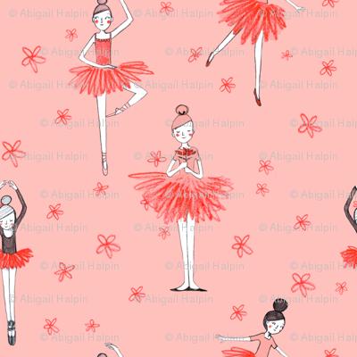 Mia's Ballerinas